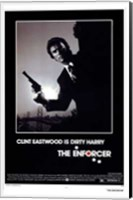 Framed Enforcer Clint Eastwood is Dirty Harry