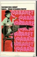Framed Cabaret Everybody Loves a Winner
