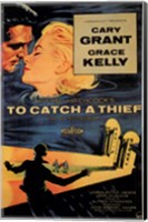 Framed to Catch a Thief Grace Kelly