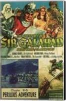 Framed Adventures of Sir Galahad