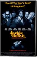 Framed Jackie Brown Cast