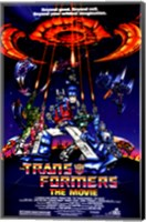 Framed Transformers: The Movie - style A