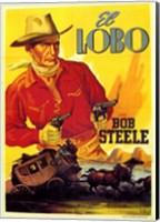Framed El Lobo