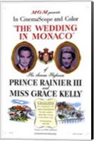 Framed Wedding in Monaco