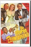Framed High Society - German