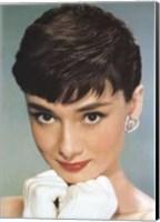 Framed Sabrina - Audrey