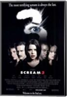 Framed Scream 3