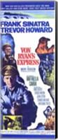 Framed Von Ryan's Express - Tall