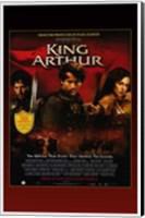 Framed King Arthur Clive Owen