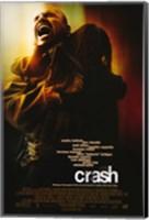 Framed Crash Holding Girl