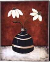 Framed Floral Whimsey II