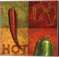 Framed Chili III