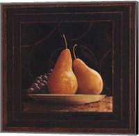 Framed Frutta del Pranzo IV