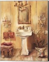 Framed French Bath III