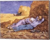 Framed Siesta, c.1889