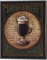 Framed Irish Coffee - Mini