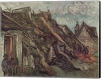 Framed Farmhouses
