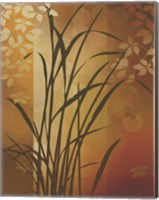 Framed Autumn Sunset II