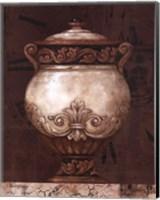 Framed Timeless Urn II