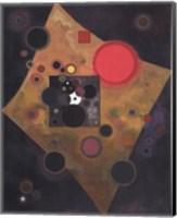 Framed Accent en Rose, c.1926