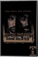 Framed Death Row - Gang Related