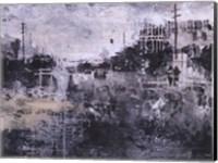 Framed Symphony of the City II