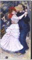 Framed Dance at Bougival