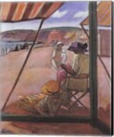 Framed Point St Gildas 1922