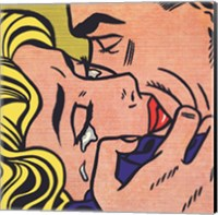 Framed Kiss V, 1964