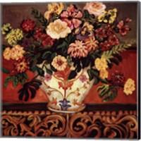 Framed Gena's Vase