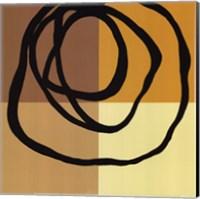 Framed Swirl Pattern I