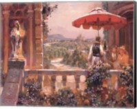 Framed Tuscan Culture
