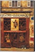 Framed Le Tire Bouchon