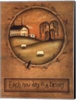 Framed Horizon Of Blessings
