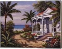 Framed Summer House II