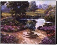 Framed Garden Centerpiece