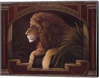 Framed Safari Royal