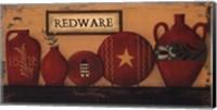 Framed Redware