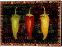 Framed Red Hot Chili Peppers II