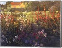 Framed Farm Garden