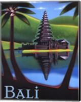 Framed Bali