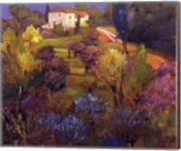 Framed Spring Orchard