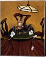 Framed Poker Nite