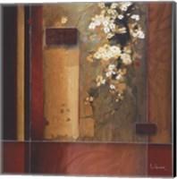 Framed Summer Bloom