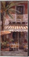Framed Bar Rosa