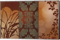 Framed Bronze Filagree