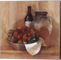 Framed Tuscan Table III