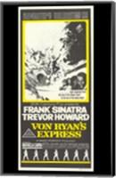 Framed Von Ryan's Express - Frank Sinatra