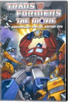 Framed Transformers: The Movie - style B