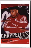 Framed Chappelle's Show Red